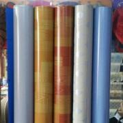 PVC地板革网格耐磨卷材铺地板家用地板胶防滑2m宽1mm厚
