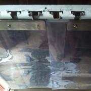30cm宽2mm厚超透明软玻璃空调门帘挡风隔热隔音隔潮门帘