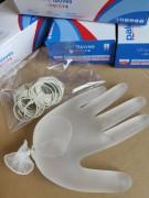 一次性手套PVC加厚防水耐用家用防护
