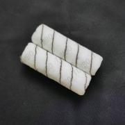 毛滚刷9寸涤纶黑条12mm毛长滚筒刷无死角刷墙修边油漆家装五金工具